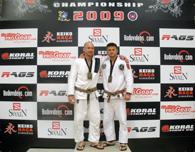 Todd Fox & Bryan Guidry Pan Ams 2009 of Jiu Jitsu