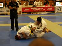 Todd Fox Pan Ams of Jiu Jitsu Team Vaghi