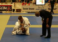 Todd Fox Pan Ams of Jiu Jitsu Team Vaghi 3rd Place