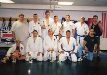 Old School Vaghi at KC MO Jiu Jitsu Tourney