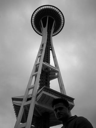 Todd Fox Seattle Space Needle