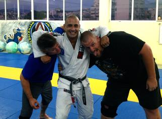 Todd Fox Jiu Jitsu Athens Greece
