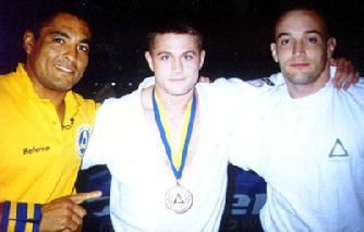 Rickson Gracie Tournement Todd Fox