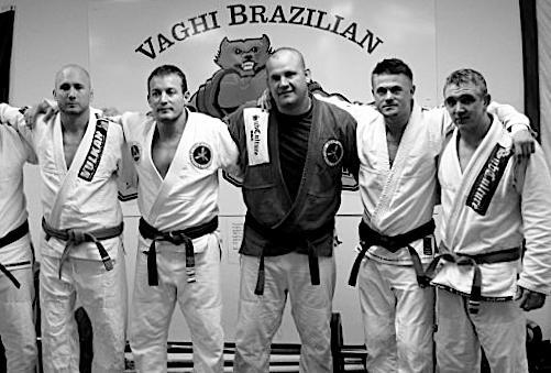 New Team Vaghi with Old Crew Black Belts