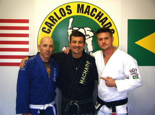 Todd Fox training with Carlos Machado in Dallas, Tx. World Class Black Belt Jiu Jitsu Jiu Jitsu