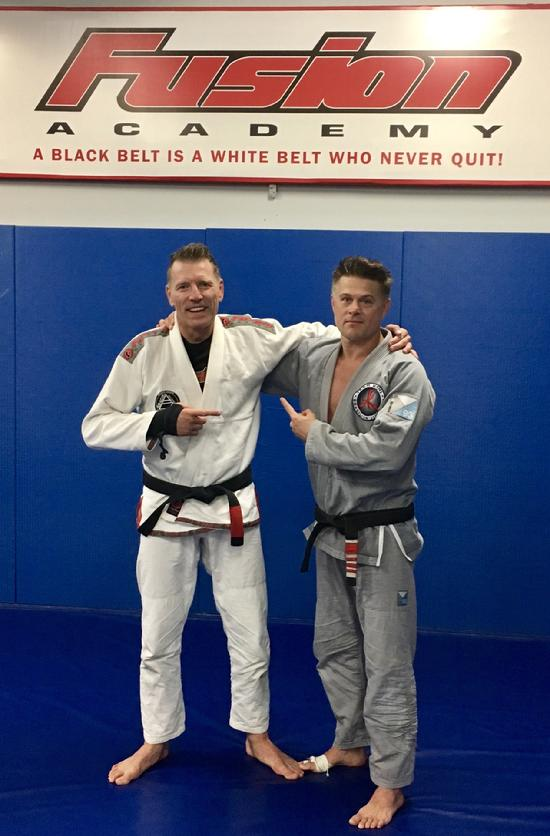 Eddie Edmonds Todd Fox Jiu Jitsu