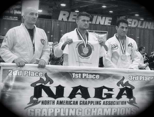 Todd Fox NAGA first place Advanced GI