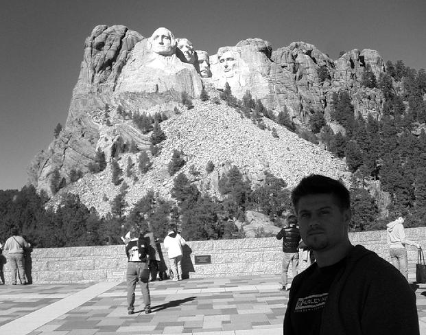 Todd Fox Mount Rushmore