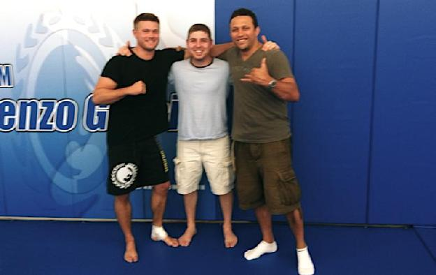 Todd Fox Renzo Gracie