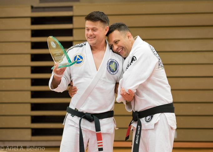 Renzo Gracie Todd Fox