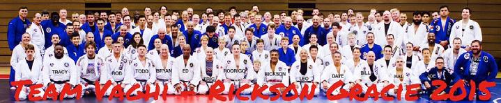 Team Vaghi Rickson Gracie Todd Fox